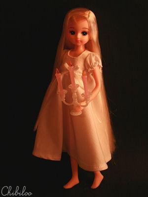 Chibiloo's Licca & Jenny dolls : Sous le soleil... (P.2) Licca-castle1
