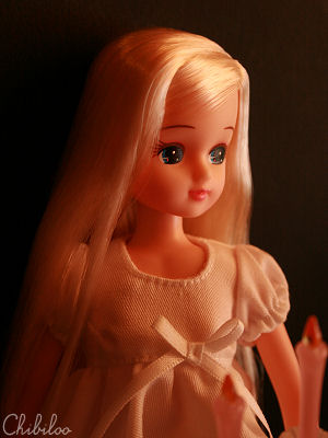 Chibiloo's Licca & Jenny dolls : Sous le soleil... (P.2) Licca-castle3