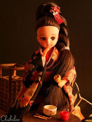 Chibiloo's Licca & Jenny dolls : Sous le soleil... (P.2) Licca-malaki3