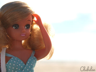 Chibiloo's Licca & Jenny dolls : Sous le soleil... (P.2) Liccaetecandy2