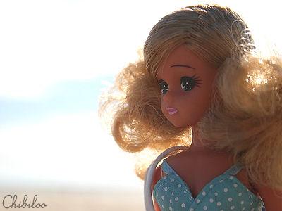 Chibiloo's Licca & Jenny dolls : Sous le soleil... (P.2) Liccaetecandy3