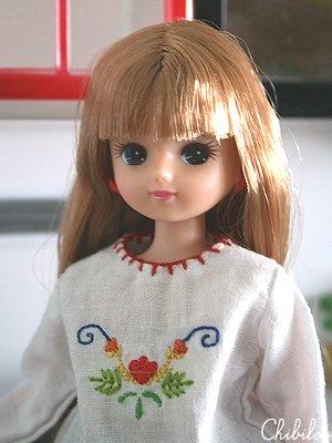 Chibiloo's Licca & Jenny dolls : Sous le soleil... (P.2) Liccamalika2