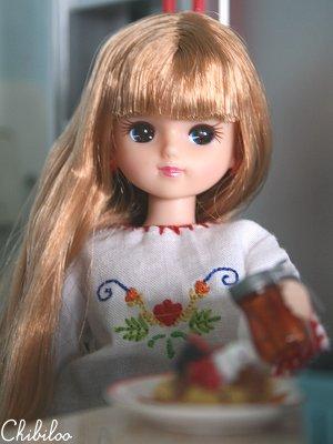 Chibiloo's Licca & Jenny dolls : Sous le soleil... (P.2) Liccamalika4