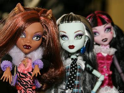 Chibiloo's Monster High dolls Monsterhigh1