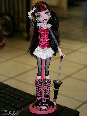 Chibiloo's Monster High dolls Monsterhighvampy1