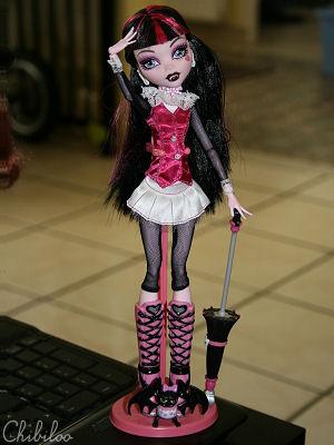 Chibiloo's Monster High dolls Monsterhighvampy1