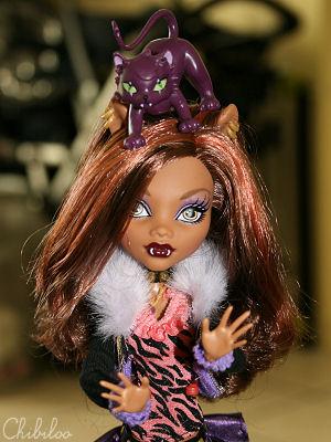 Chibiloo's Monster High dolls Monsterhighwolfy2