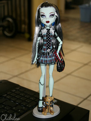 Chibiloo's Monster High dolls Monsterhighzomby1